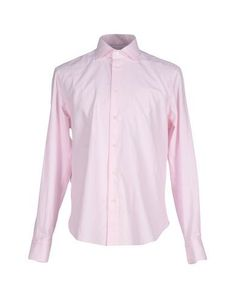 MP MASSIMO PIOMBO Men's Shirt Pink 16 inches-neck