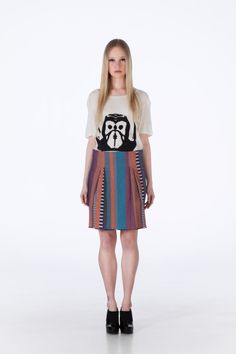 Therapy T-Shirt Boxy Skirt Parallel Universe, Lions, How To Memorize Things, Therapy, Skirts, Clothes, Collection, Outfits, Skirt