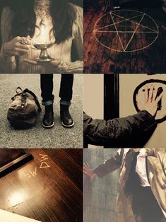 IVE FOUND MY NEW AESTHETIC  Supernatural aesthetic