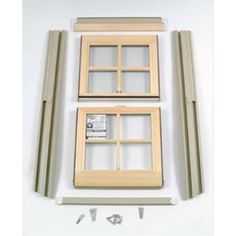 Trimline Windows offers a sash replacement window system, the Ultra-Fit Sash Pac, and is available with true divided lites and the same options on the Legends clad wood double hung replacement windows. Window Replacement Parts, Installing Replacement Windows, Wood Windows, Sash Windows, Window Parts, Double Hung Windows, Broken Window, Home Projects, Home Improvement