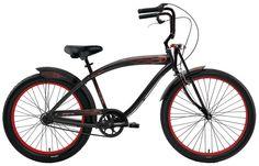 Bike Nirve Pyro - 3 speed