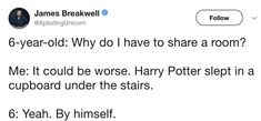 """75 Magically Hilarious """"Harry Potter"""" Tweets Will Cast A Laughter Spell On You"""