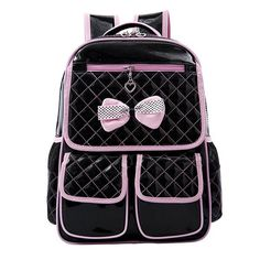 Fashion Children Shoulder School Bags For Girls School Backpacks Schoolbag  For Primary Girl Mochila children quality school bag 73eeec7c07883