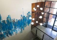 158 JAN SMUTS – Schematic Design Schematic Design, Ground Floor, Wall Murals, Pendant Lighting, Design Elements, Signage, Flooring, Modern, Projects