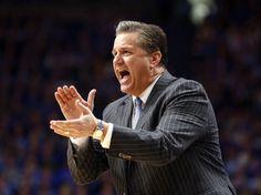 Kentucky's John Calipari shoots down rumors surrounding Pelicans' job