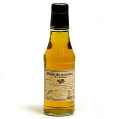 J. Leblanc French Hazelnut Oil in Glass Bottle