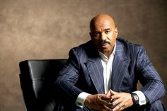 steve-harvey-Making the upside down triangle sign. It is a YONI symbol, and it represents the vulva or womb. It also represents female sexuality. Ex Wives, Family Feud, Man, Men, Steve Harvey, Comedians, Steve, Actors, Attractive Men