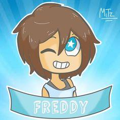 FREDDY ES EL UKE DE EL GOLDDY!