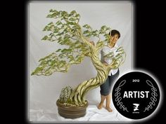 Art Prize 2012 Grand Rapids, MI - Bonsai Charm of the East by Oksana Lob...