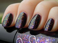Vintage Musings Of A Modern Pinup: Cult Nails SEDUCTION