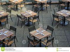 8 outdoor restaurant furniture ideas