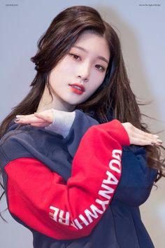 Chaeyeon My idol Kpop Girl Groups, Kpop Girls, Korean Beauty, Asian Beauty, Jenny Lee, Asian Woman, Asian Girl, Ulzzang Hair, Jung Chaeyeon