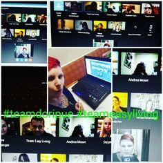 ...Freitag Abend Skype Schulung.... immer wieder gerne toole Themen tolles Team....🤗🖒💪✌🔥 #teamdoripue #teameasyliving #finanziellefreiheit #teamtreffen #teamwork #skypetrainings #skypeschulung #2k #success #jeswecan #mlm #power #onlinebusiness #workfromhome #networkerin #wasmachstduso #teampower
