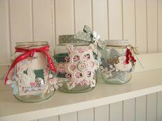 Project voor Eline's Huis - pots