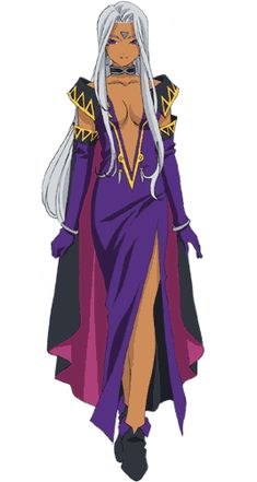 Urd from Ah My Goddess