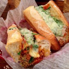 Bolognese parmesan sandwich | Yelp