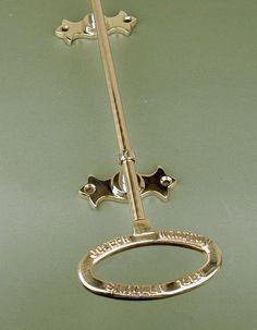 Beau Brass Winchester Bell Pull