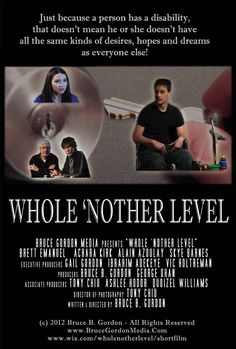 Whole 'Nother Level - Short Film Corner - Cannes Film Festival 2013 A cerebral palsy-stricken young man, living with his elderly, chronically-ill parents, must pass a motor skills test to escape being sent away to live in a home for disabled adults. #Cannes2013 #FilmFestival