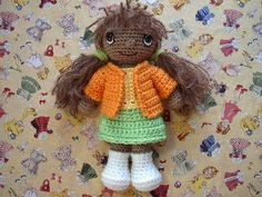 https://flic.kr/p/5dpF16 | Marisol3 | This is Marisol from the same pattern as James and Robert.  She is named for a young girl in Peru my husband and I sponser