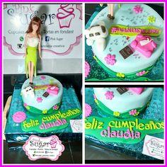 Torta viajera pinksugar #pinksugar #cupcakes  #homemade  #casero  #barranquilla #pasteleria #reposteriacreativa #tortas #fondant #reposteriabarranquilla #happybirthday  #cake #baking  #galletas #cookies  #pinksugar #wedding #buttercream #vainilla #minion #oreo #passionfruit #cupcakesbarranquilla #brownie #brownies #chocolate #teamo #amoryamistad #amor #wanderlust