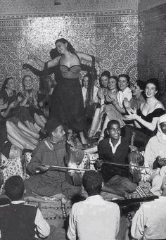 La fiesta made in Morocco. Célébration du nouvel an en 1977