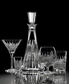 Waterford Barware, Lismore Diamond Collection - Stemware & Cocktail - Dining & Entertaining - Macy's