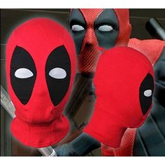 #Christmas For sale online 2015 - Hot New Rib Fabrics Deadpool Balaclava Halloween Costume X-men Full Face Mask for Christmas Gifts Idea Stores . Have you tried looking inside the deals and clearance parts of your favorite shops? You will discover a lot of bargains and not noticed elegant Christmas apparel  designs which have been placed on sal...