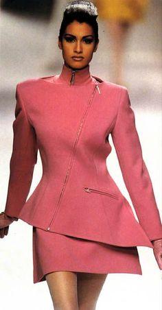 Claude Montana  Fashion Show Vintage & more details