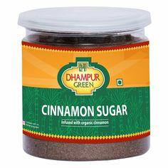 Suitable to flavor waffles, cookies or cakes. #coffee #sugar #oarganic #flavor #DHAMPUR #jaggery #food #pinitforlater Organic Sugar, Coconut Oil, Waffles, Cinnamon, Cakes, Coffee, Food, Canela, Kaffee