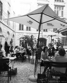 Côté Cour Terrasse éphémère à Paris Havre de paix caché au cœur du Marais