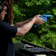 """""""I 3D Printed a Gun"""" - successful test!"""