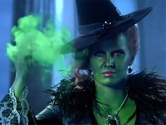 Zelena the Wicked Witch - Once Upon A Time