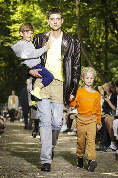 Balenciaga Menswear SS18 Paris show
