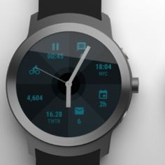 Google will unveil a pair of smartwatches running Android Wear 2.0 sometime between January and March next year. They are expected to be the first devices running the new and updated version of Google's platform for wearables...