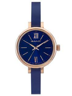 GANT ELIZABETH | W71402 Bracelet Watch, Bracelets, Blue, Stuff To Buy, Accessories, Women's Watches, Delivery, Store, Fashion