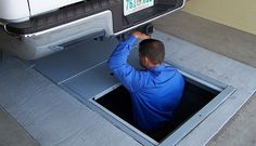 Homemade storm shelter plans bomb shelters fallout for Garage safe room