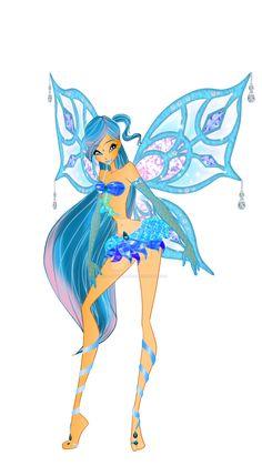 COM: Ashia Enchantix Couture Fairy by MiaEnchantedFairy.deviantart.com on @DeviantArt