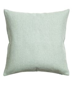 Check this out! Cushion cover in textured-weave cotton fabric. Concealed zip. - Visit hm.com to see more.