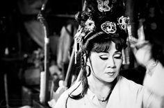 Wayang   Chinese Opera by Amanda Herbert