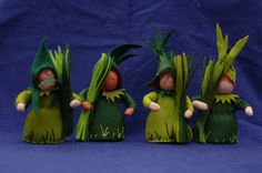 little grass gnomes