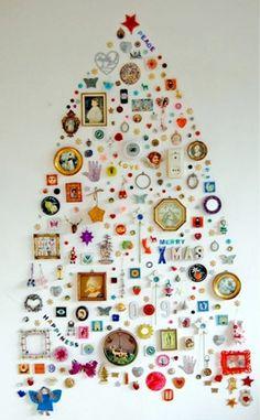 DIY // Árvore de Natal // :)