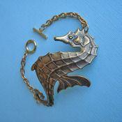 seahorse bracelet :)