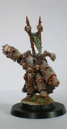 chaos warlord-first cut french golden demon 2005