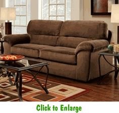 Cumulus Beluga Sofa By Affordable At Furniture Warehouse | The $399 Sofa  Store | Nashville,