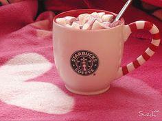marshmallow & starbucks