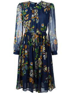 Comprar MSGM vestido con estampado abstracto en Schwittenberg from the world's best independent boutiques at farfetch.com. Descubre 400 boutiques en 1 sola dirección.