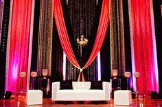Chandni Banquet Hall, decorated Napisha Vohra at A Perfect Setting