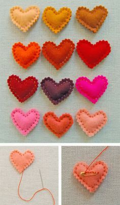 Make and put these on her big pillow I am making.