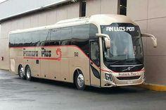 Volvo 9800 primera plus