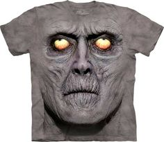 Zombie portrait - Tee-shirt The Mountain
